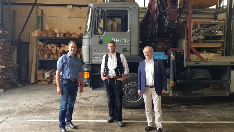 Lokale Handwerksbetriebe stärken