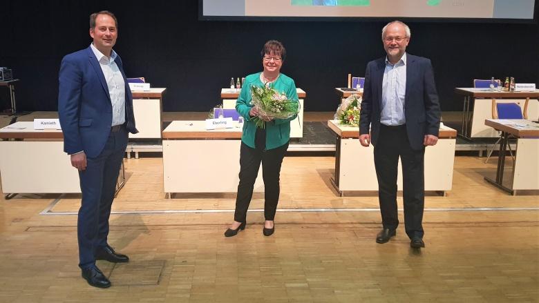 CDU stellt personelle Weichen für die Kommunalwahl