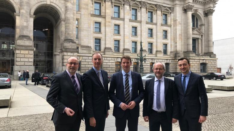CDU-Abgeordnete setzen sich für heimische Schützen und Jäger ein