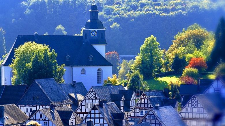 Der Bund beteiligt sich mit 250.000 Euro an der Sanierung der Evangelischen Kirche in Freudenberg