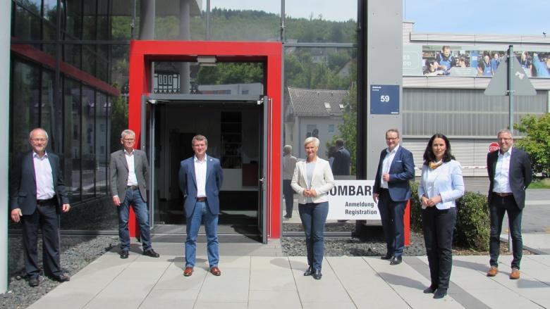 CDU-Politiker sichern Bombardier Unterstützung zu