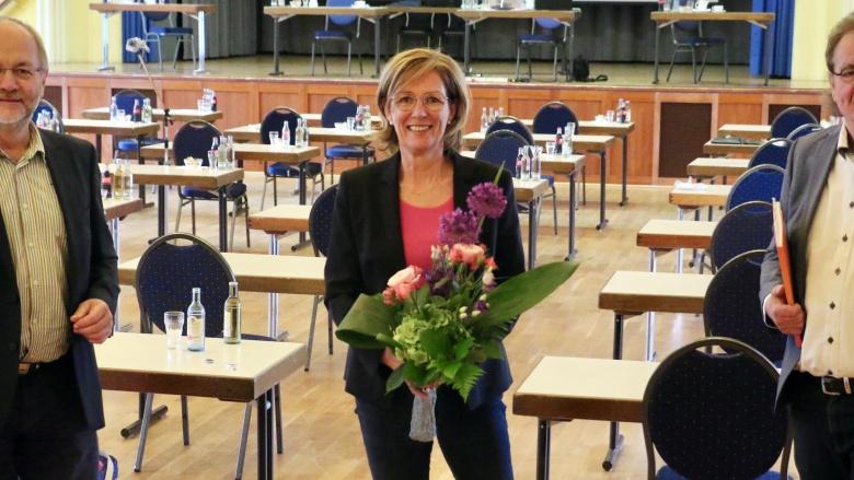 Astrid Collenberg ist neue Geschäftsführerinder CDU Siegen-Wittgenstein