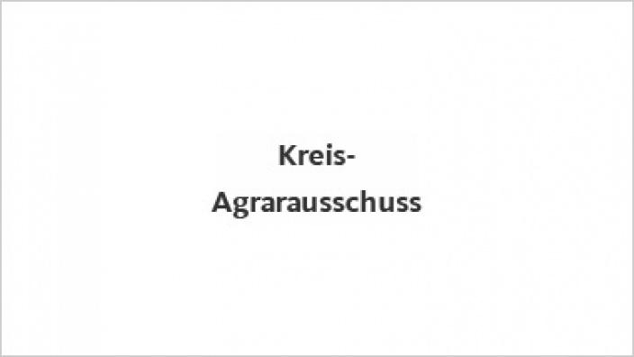 Kreis-Agrarausschuss